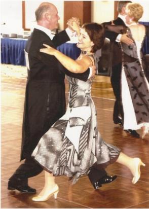 Theresa Nesbitt ballroom dancing